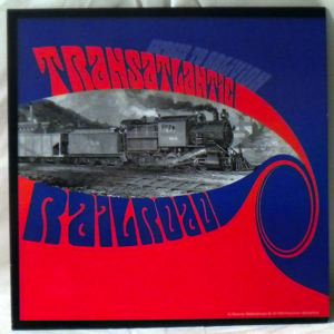 TRANSATLANTIC RAILROAD - Express To Oblivion - LP