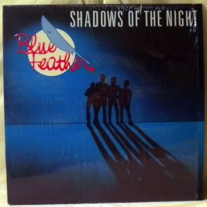 BLUE FEATHER - Shadows Of The Night - 33T