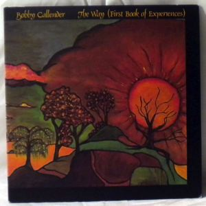 BOBBY CALLENDER - The Way (First Book Of Experience) - LP x 2 