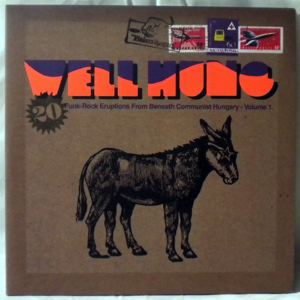 VARIOUS - Well Hung - LP x 2