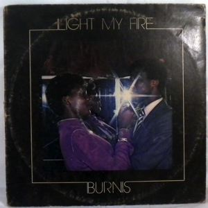BURNIS MOLEME - Light my fire - LP