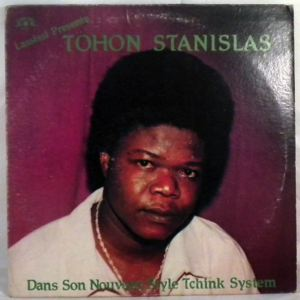 TOHON STANISLAS - Same - LP