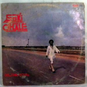 SOKI OHALE - On the move - LP