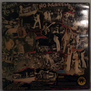 FELA AND AFRICA 70 - No agreement - LP