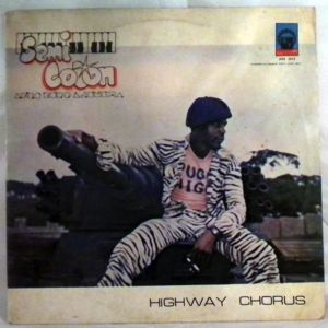SEMI COLON - Highway Chorus - LP
