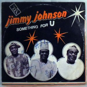 JIMMY JOHNSON - Something for you - LP