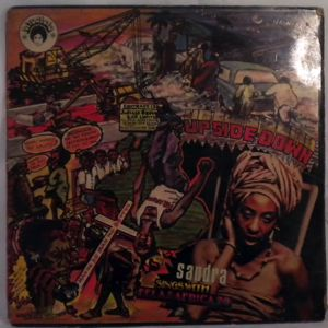 FELA KUTI & THE AFRICA 70 - Upside down - LP