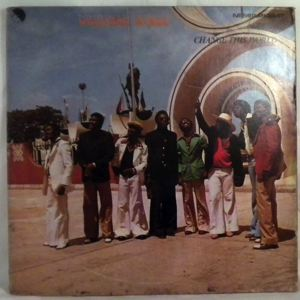 ORIGINAL WINGS - Change this world - LP