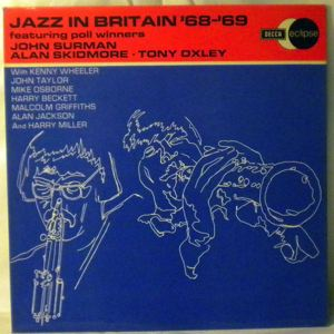 VARIOUS - Jazz In Britain '68-'69 - LP