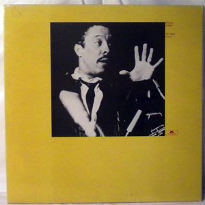 JOHNNY GRIFFIN - The Man I Love - LP