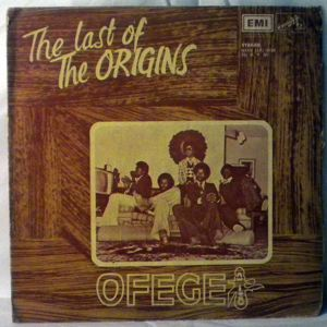 OFEGE - The last of the origins - LP