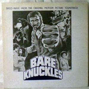 VIC CAESAR - Bare Knuckles - LP