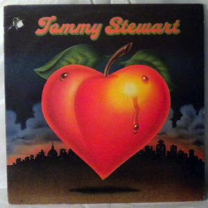 TOMMY STEWART - Same - LP