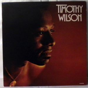 TIMOTHY WILSON - Same - LP