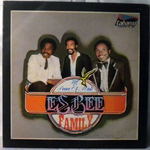 ESBEE FAMILY - Peace of mind - LP