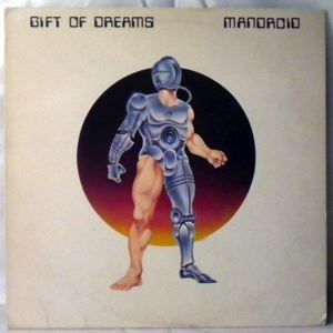 GIFT OF DREAMS - Mandroid - LP