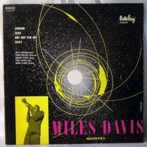 MILES DAVIS QUINTET - Same - 10 inch