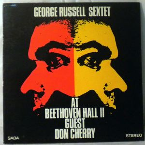 GEORGE RUSSELL SEXTET - At Beethoven Hall Part II - LP
