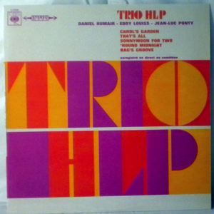 TRIO HLP - Same - LP