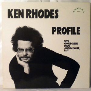 KEN RHODES - Profile - LP