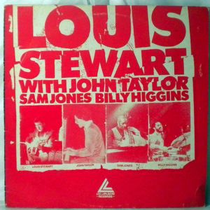 LOUIS STEWART - I Thought About You - LP