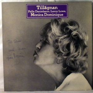 MONICA DOMINIQUE - Tillagnan - LP