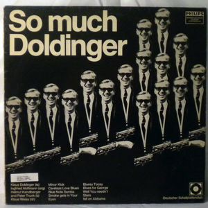 THE KLAUS DOLDINGER QUARTET - So Much Doldinger - LP