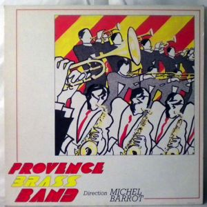 PROVENCE BRASS BAND - Same - LP
