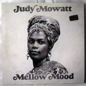 JUDY MOWATT - Mellow mood - LP