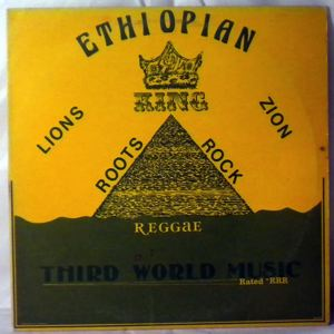 LOVE CHILD - Ethiopian King - LP