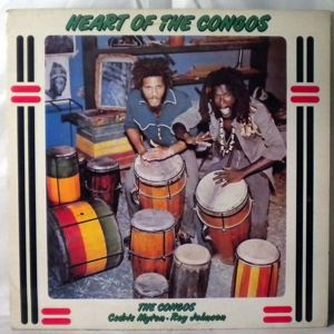 THE CONGOS - Heart of the Congos - 33T