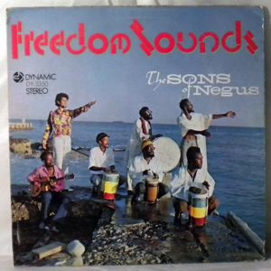 RAS MICHAEL & THE SONS OF NEGUS - Freedom sounds - LP