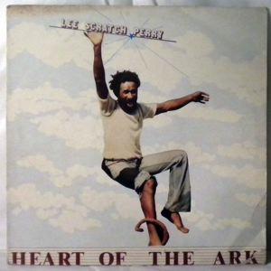 LEE SCRATCH PERRY - Heart of the ark - LP