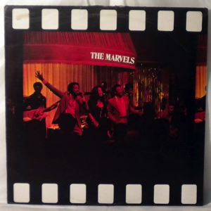 THE MARVELS - Same - LP