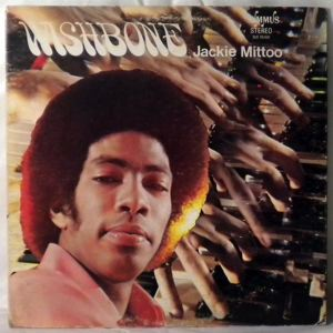 JACKIE MITTOO - Wishbone - LP