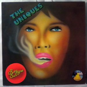 THE UNIQUES - Reggae Sun - LP