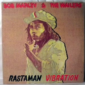 BOB MARLEY & THE WAILERS - Rastaman vibration - LP