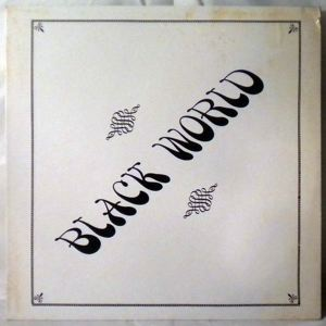 BULLWACKIE'S ALL STARS - Black world dub - LP