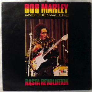 BOB MARLEY - Rasta revolution - LP