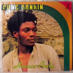 HORACE ANDY - Pure ranking - LP