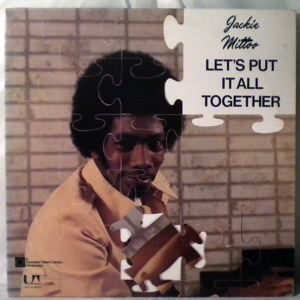 JACKIE MITTOO - Let's put it all together - LP