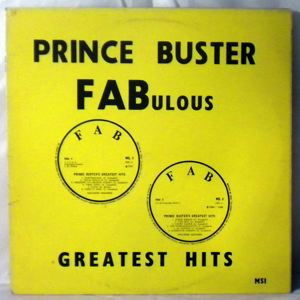 PRINCE BUSTER - Greatest Hits - LP
