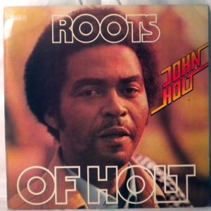 JOHN HOLT - Roots of Holt - LP