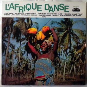 VARIOUS - L'Afrique danse N3 - LP