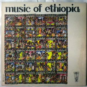 VARIOUS - Music of Ethiopia - LP