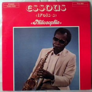JEAN SERGE ESSOUS - Philosophie - LP
