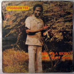 DR. PAA BOBO AND HIS 3 AXES INT. BAND - Same - LP