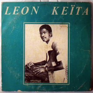 LEON KEITA - Same - LP
