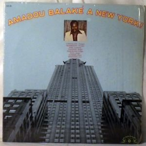 AMADOU BALAKE - A New York - 33T