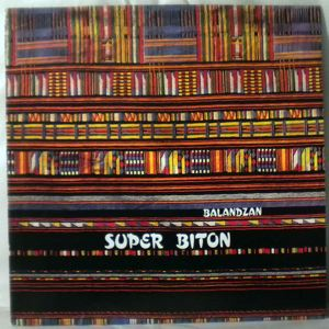 SUPER BITON - Balandzan Biton - LP